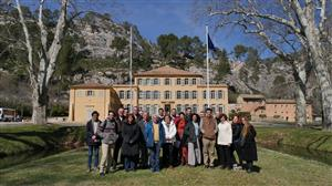 Wandering through Provence countryside – WADI visits SCP's water network