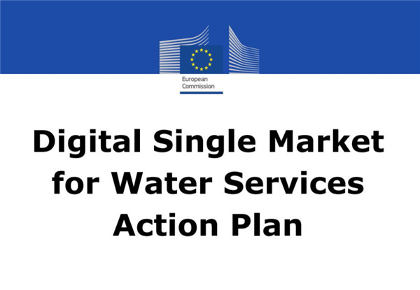 Report on the Action Plan to foster Digital Single Market for Water Services